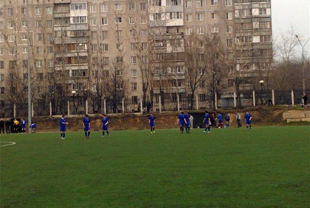 Стадион Орбита в г.Дзержинский