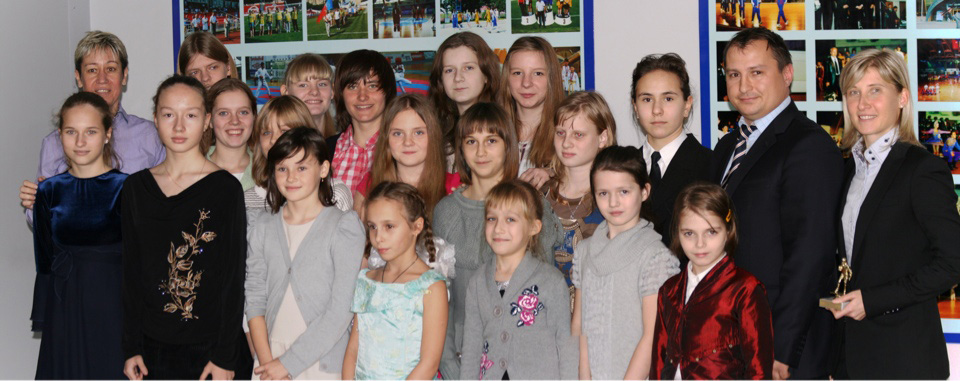 Женская футбольная команда Красноармейска