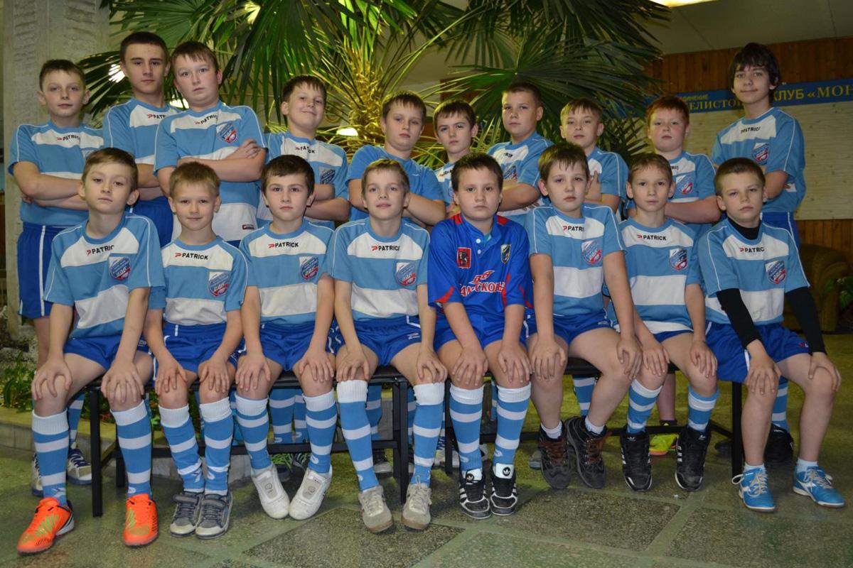 Команда по регби отделение Монино