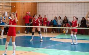 Первенство МО по волейболу 2013-2014 (девушки)