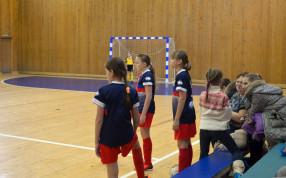 Открытый турнир по футболу среди девочек