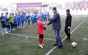 Турнир по футболу «Рождество в Мытищах»