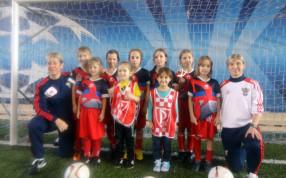 Футбольный турнир «Юные надежды»