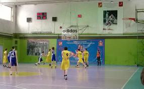 Баскетболисты из Каширы (СДЮСШОР по ИВС)