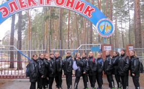 Финал Первенства России по гандболу