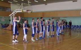 Финальный этап Первенства России по баскетболу в г. Тольятти