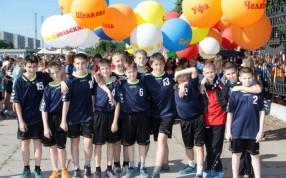 XIII Международный детский фестиваль гандбола. Юноши 2001-2002 г.р.