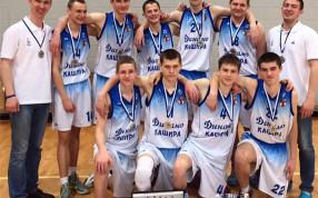 Серебро в матче Суперфинала Европейской юношеской баскетбольной лиги