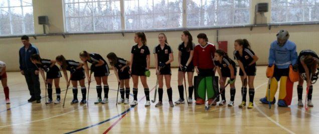 1 тур Чемпионата Московской области по индорхоккею среди женских команд