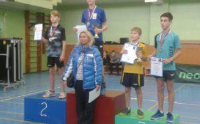 В Орехово-Зуево закончился Всероссийский юношеский турнир по настольному теннису