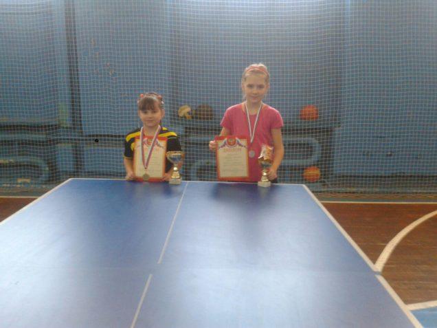 Открытый предновогодний турнир по настольному теннису