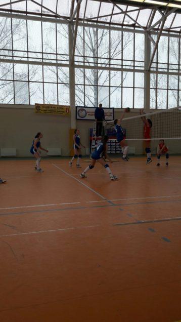 С 15-го по 17-е февраля в д.о.Покровское Одинцовского района проходил 2-й тур пер-ва Моск.обл.по волейболу среди команд девушек 2003-04г.р.