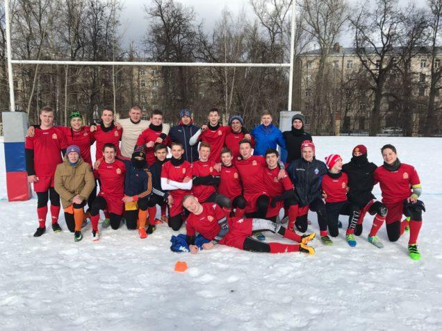 Кубок Москвы по регби среди команд юношей 2001 г.р.