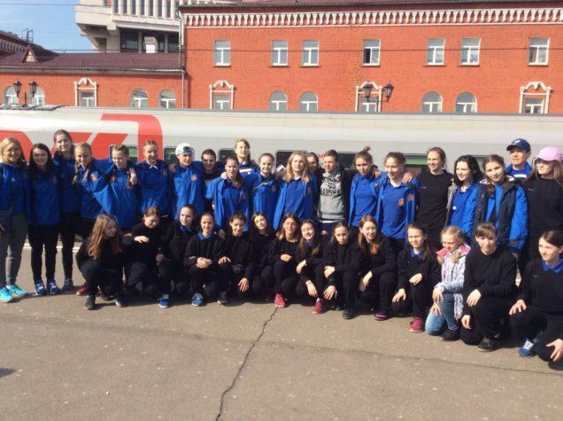 Подготовки к Первенству России по футболу среди женских команд