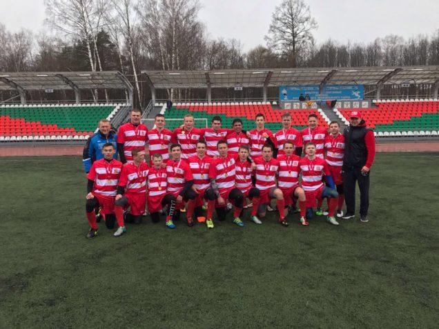 Финальные игры 2 тура Первенства Московской области по регби
