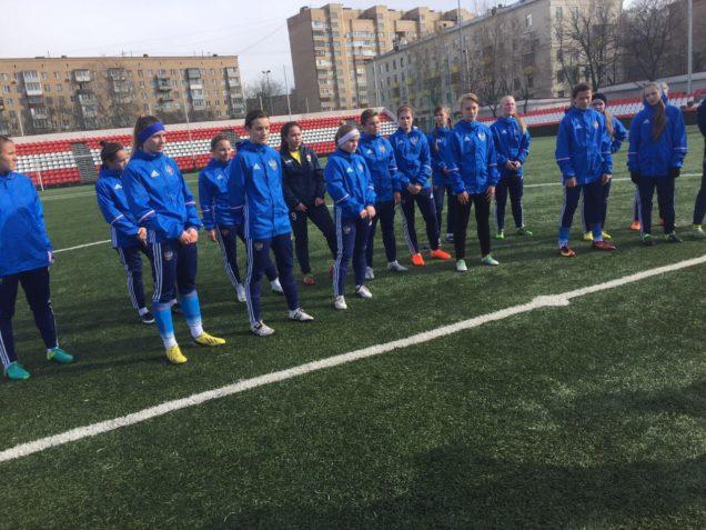 г. Москве на стадионе