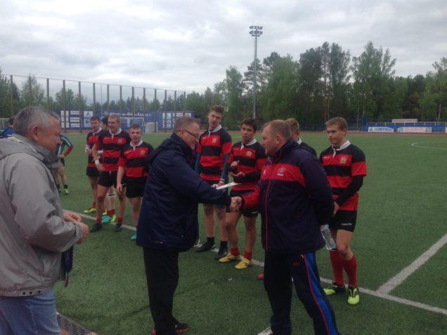 20-21 мая, в г.Калуге прошел первый этап Кубка России ЦФО по регби
