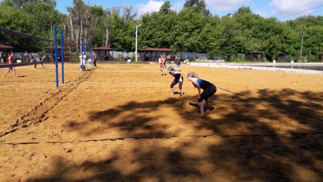 Тульской области проходит первенство ЦФО России по пляжному волейболу среди юношей и девушек