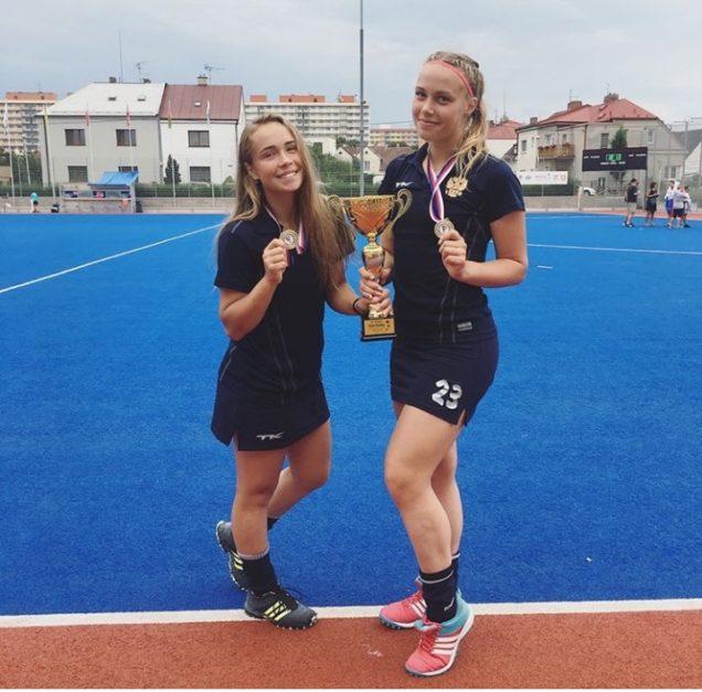 Сборная России по хоккею на траве стала победителем Первенства Европы