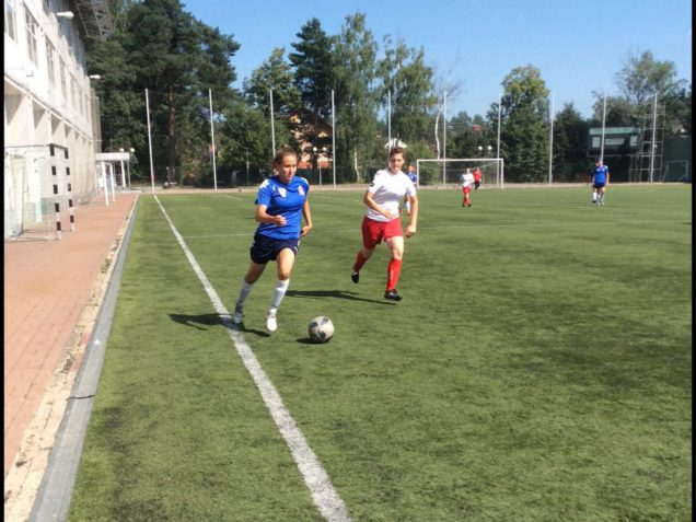 Первенства России по футболу среди женских команд
