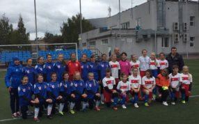 Команда ГБУ МО «СШОР по игровым видам спорта - Россиянка