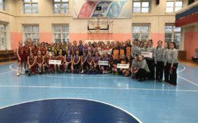 В г. Кострома стартовал Межрегиональный этап Всероссийских соревнований по баскетболу