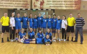Завершился зональный этап Всероссийских соревнований по гандболу