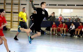 Cтартовал зональный этап Всероссийских соревнований по гандболу