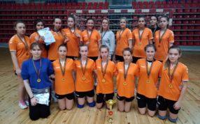 Закончился Международный турнир по гандболу памяти В. Н. Обрядина