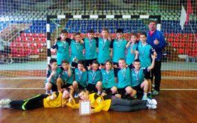 В г. Краснодар прошёл Всероссийский турнир по гандболу среди юношей