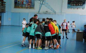Закончился второй круг первенства Московской области по гандболу