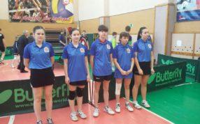 Команда юношей отобралась на финал Первенства России