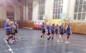 Стартовал полуфинальный этап Всероссийских соревнований по гандболу