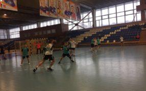 В г. Тольятти стартовал полуфинальный этап Всероссийских соревнований по гандболу