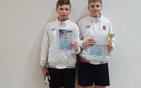 В г. Екатеринбург состоялся турнир по бадминтону всероссийской юношеской серии