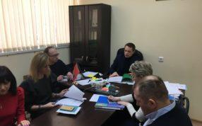 Состоялось заседание аттестационной комиссии на соответствие занимаемой должности