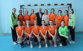 Завершился финальный этап Первенства Московской области по гандболу среди девушек