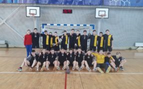 Завершился финальный этап первенства Московской области по гандболу среди юношей
