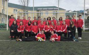 В г.Анапа Краснодарского края завершаются тренировочные мероприятия по футболу