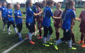 Краснодарского края проводятся тренировочные мероприятия по футболу