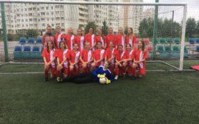 В г. Солнечногорска Московской области состоялась календарная игра Первенства Московской области по футболу