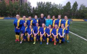 В г. Реутов Московской области состоялась календарная игра Первенства Московской области по футболу