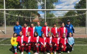 Московской области состоялись календарные игры Первенства России по футболу среди девичьих команд