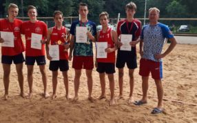 21-22 июля состоялся финал первенства МО по пляжному волейболу среди команд юношей и девушек
