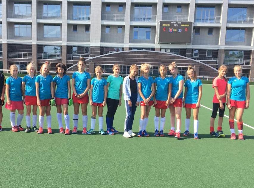 Стартовали Всероссийские соревнования «Травушк а» среди девочек 13 лет и моложе