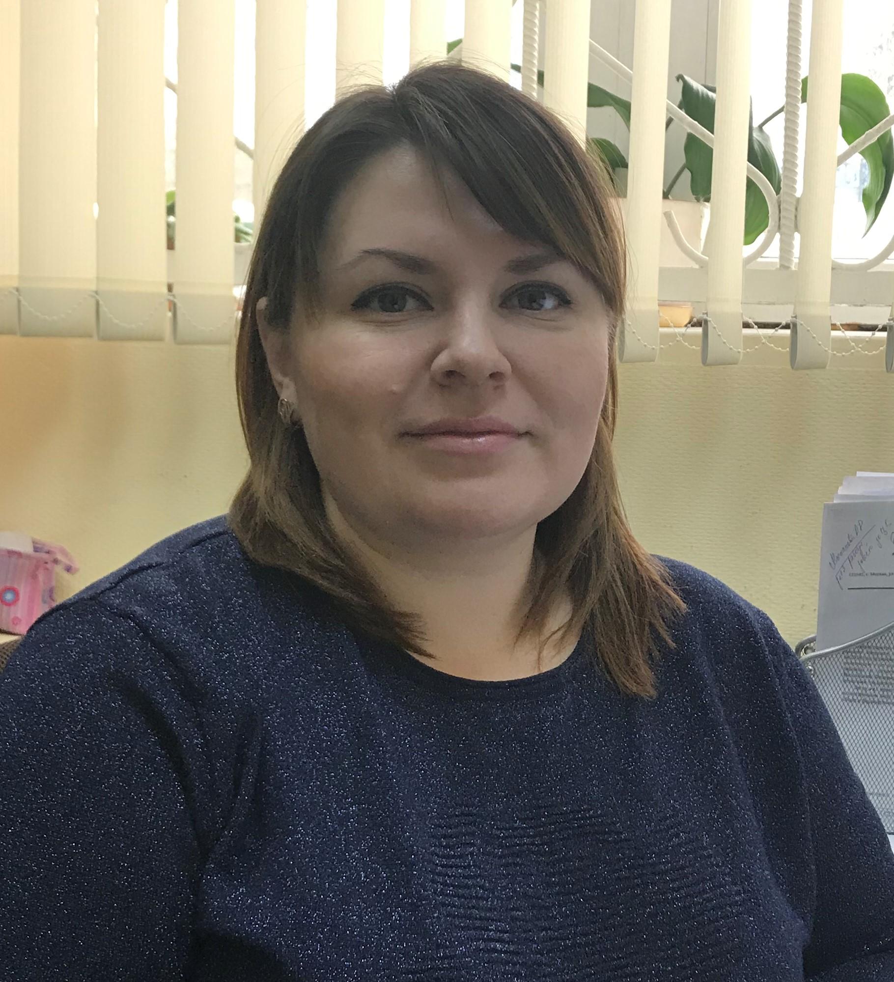 Москалева Айна Рамизовна