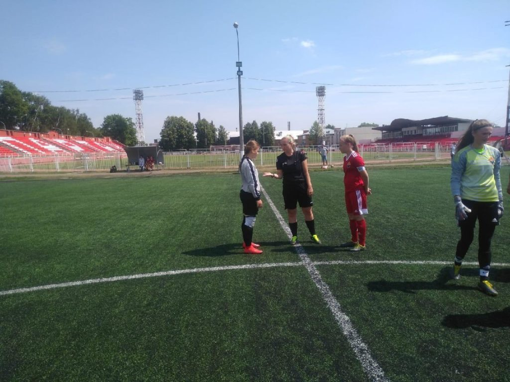 Первенство Московской области по футболу среди девичьих команд 2005 г.р.