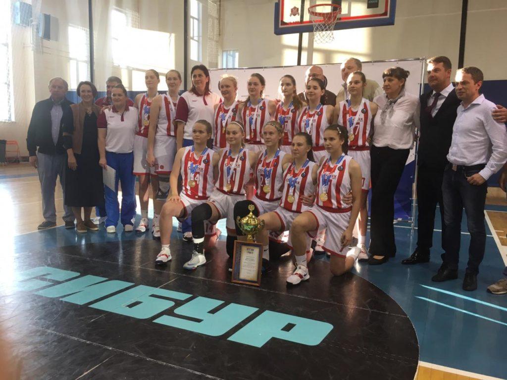 борная Московской области по баскетболу стала чемпионом IX Летней Спартакиады учащихся!